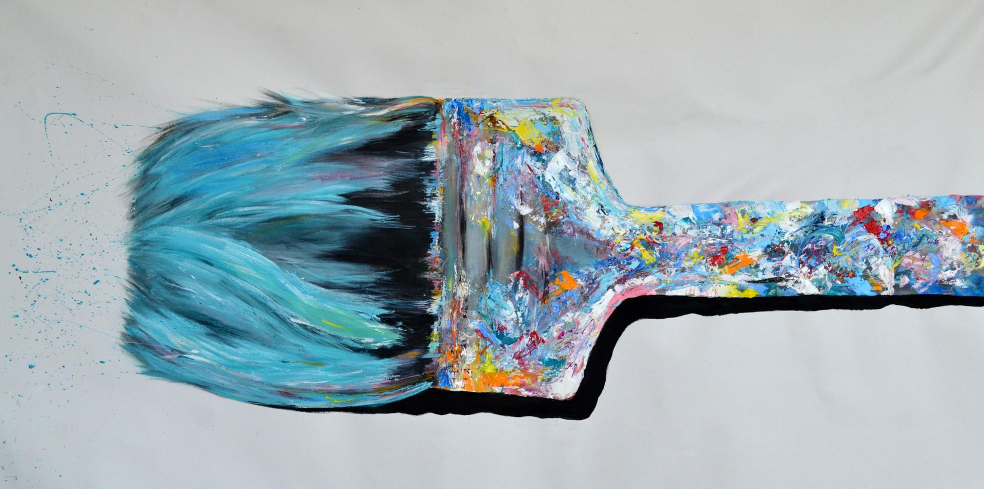 Paint Brush #5 *SOLD*