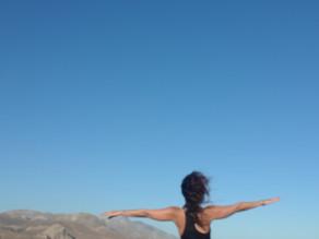'Taking support' in Yoga Asana