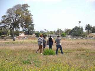 Community Members Survey Campus Park