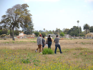 Community Members Survey Campus Park