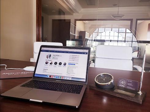 Amin Realty CEO Saumik Amin Office.jpg