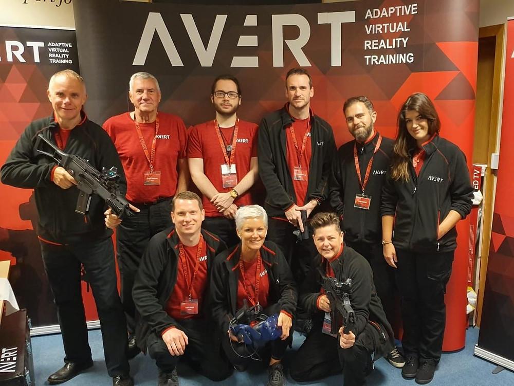 AVERT-team-photo