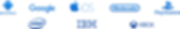 Oliver Twins Client Logos - Platform Holders