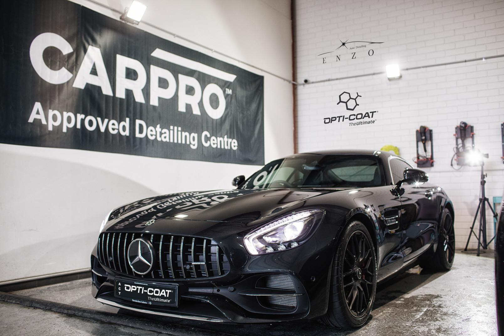 2018 Mercedes-Benz AMG GT - Opti-Coat Pro+