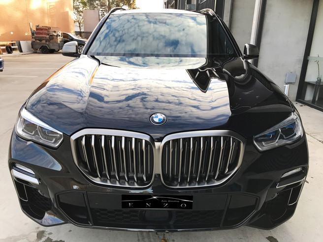 2019 BMW x5 M sportspack