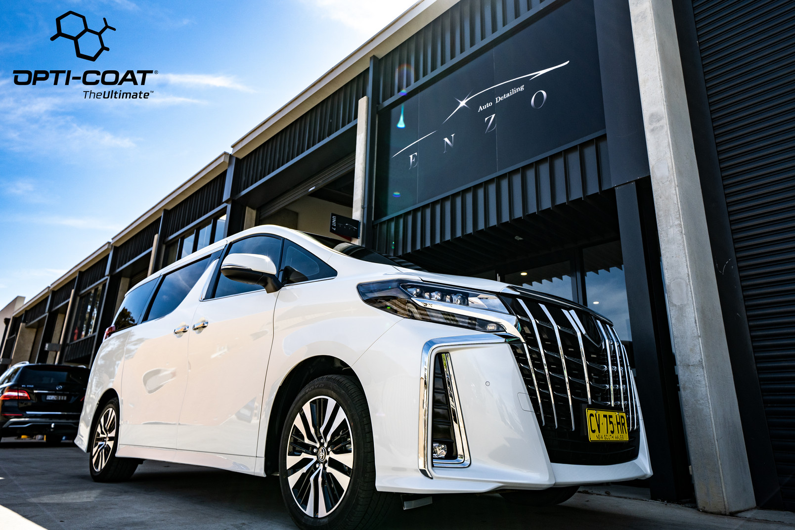 2019 Toyota Alphard - imported