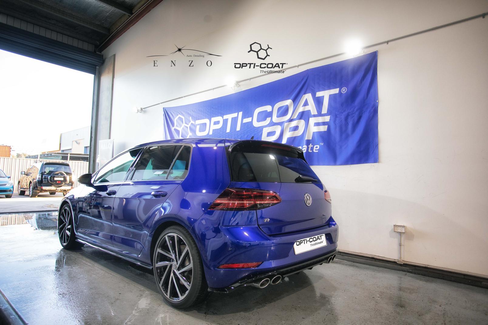 2020 VW Golf R