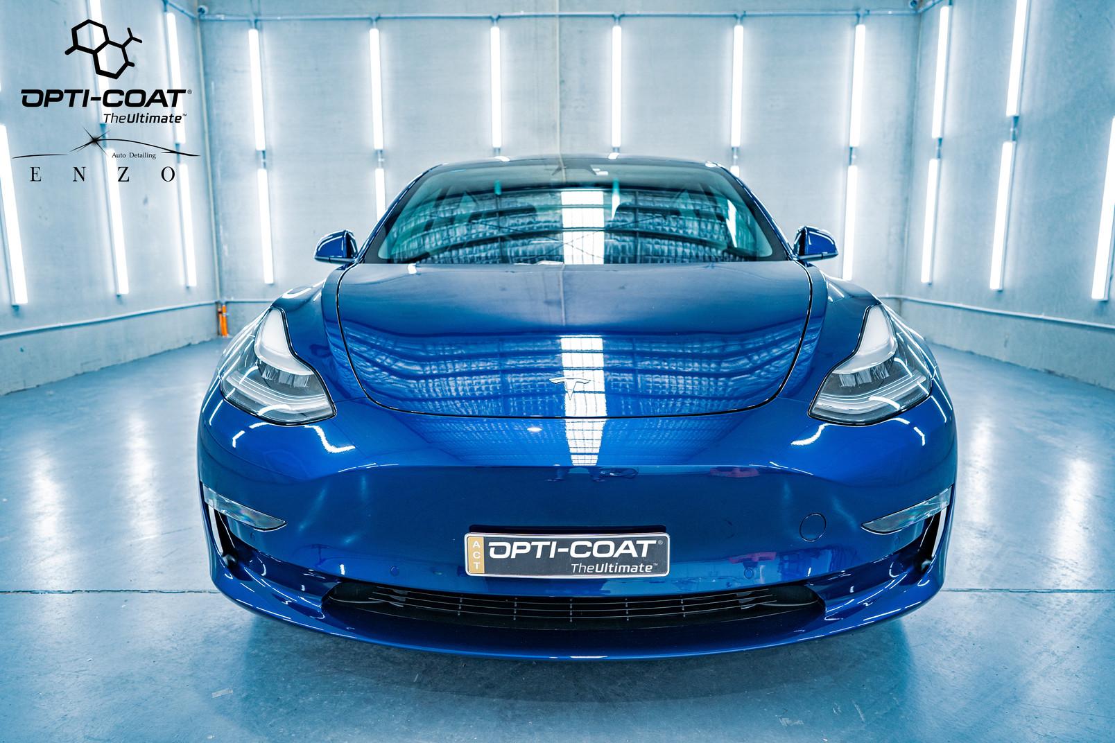 2020 Tesla Model 3 - Opti-Coat Pro+ & SunTek PPF