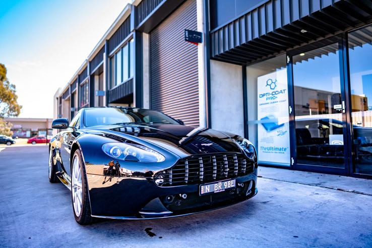 2015 Aston Martin Vantage S - Opti-Coat Pro+