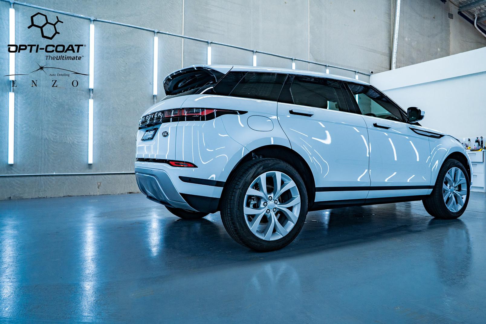 2020 Land Rover Range Rover Evoque - Opti-Coat Pro+