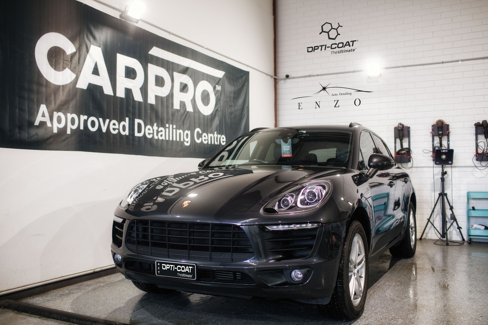 2018 Porsche MacanS - Opti-Coat Pro+