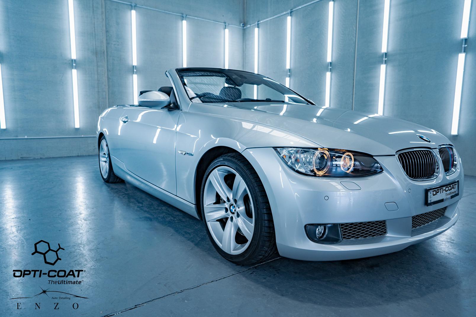 2009 BMW 335i - Opti-Coat Pro+
