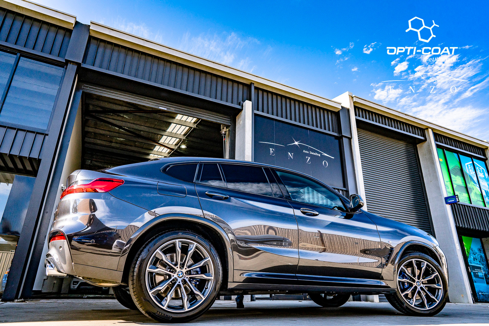 2019 BMW x4 20d M sportspack