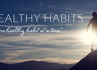 Healthy Habits e-Newsletter -- HH go beyond nutrition & exercise! + chicken enchilada recipe!
