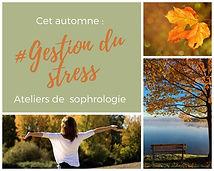 gestion du stress avec la sophrologie, Céline Vicot, Bellegarde, Jonquières St Vincent