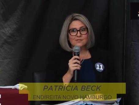 Segundo debate dos candidatos à Prefeitura teve como tema a educação em Novo Hamburgo