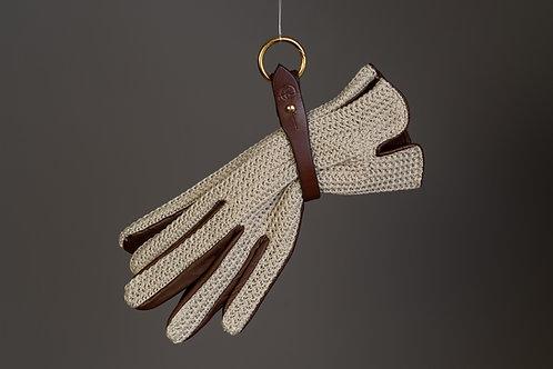 Handschuh/ Mecatenhalter