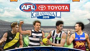 AFL Grand Final day!