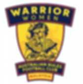 Warrior_Women_Logo_Australian_Rules_Football_Club_In_Malaysia_AFL