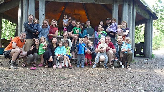 Pea Pod Family
