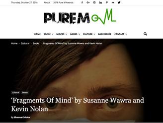 Schizo-Poetry: Pure M Review