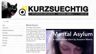 Video: Screening at KURZSUECHTIG 2016