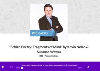 Schizo-Poetry: On RTE Radio