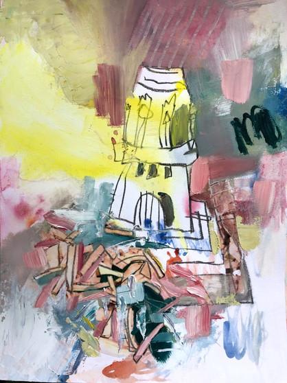 Susanne Wawra, Monument, 2020