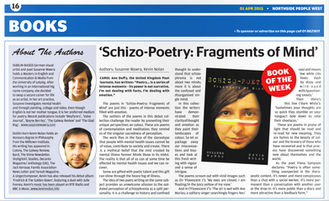 Schizo-Poetry: Dublin People - Book of the Week