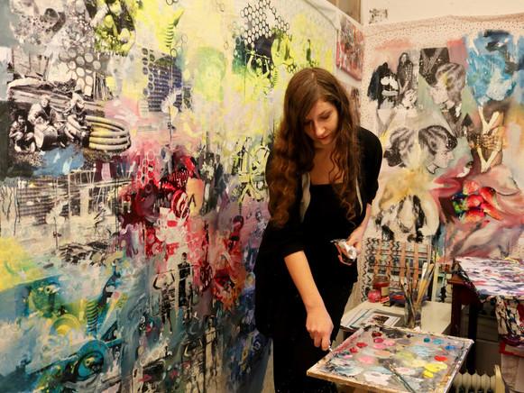 Susanne Wawra, Talbot Studios, December 2016