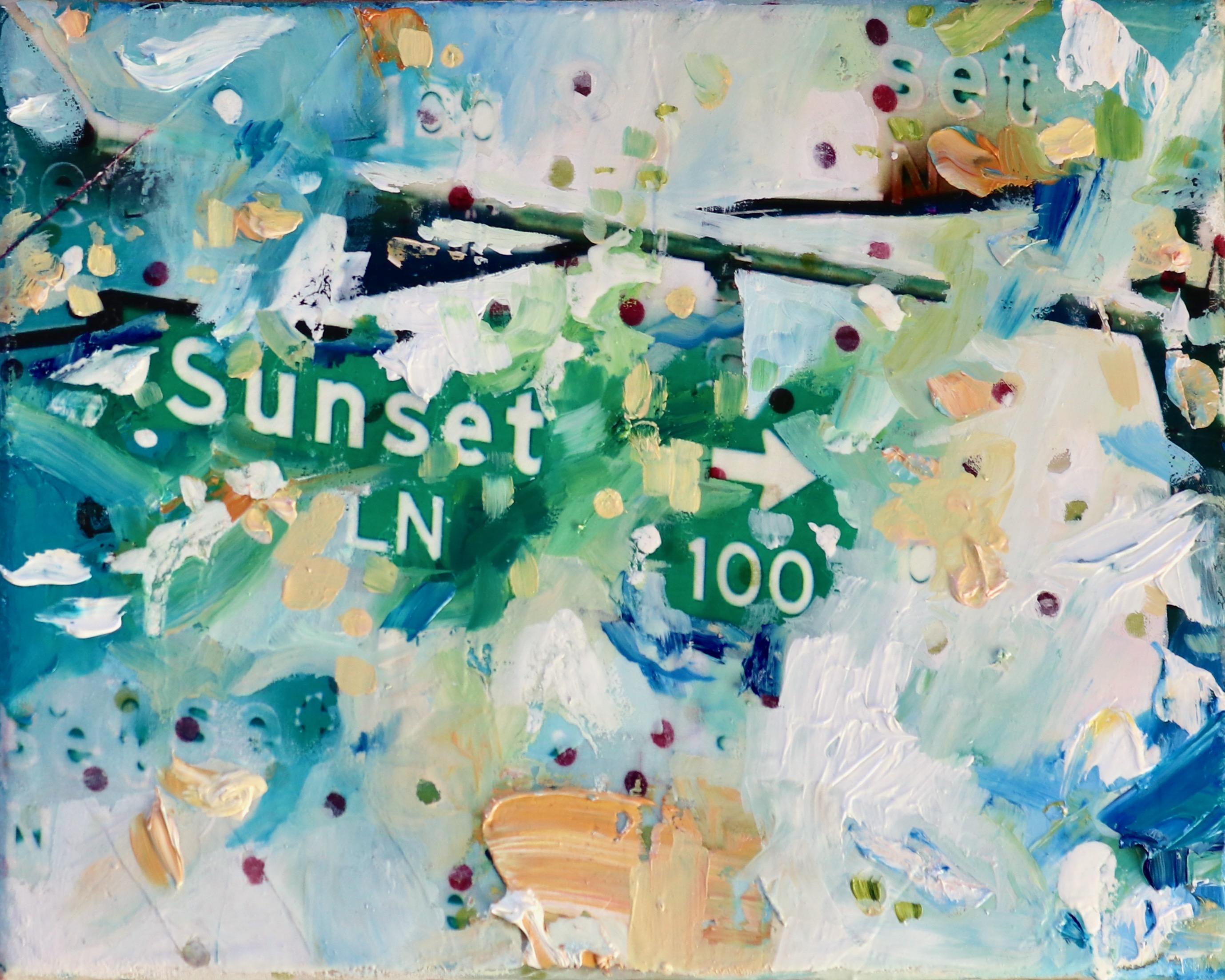 Susanne Wawra, Sunset, 2016