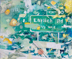 Susanne Wawra, Ehrlich Road, 2016
