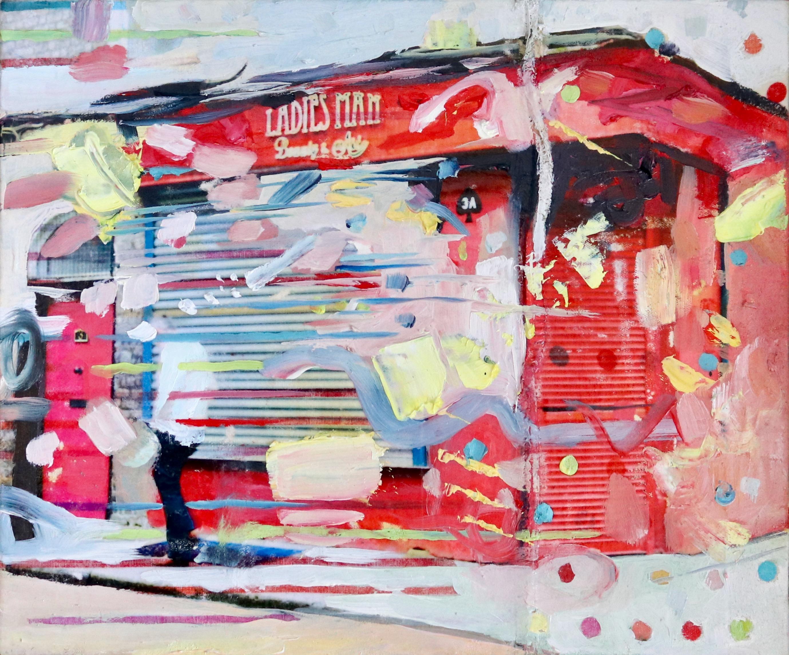 Susanne Wawra, Ladies Man, 2017.