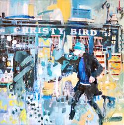 Susanne Wawra, Christy Bird, 2017.