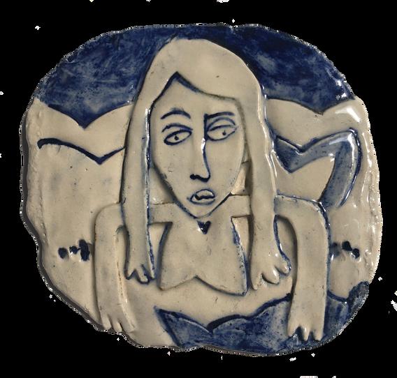 Susanne Wawra, Selbstkeramik (Self Ceramic)