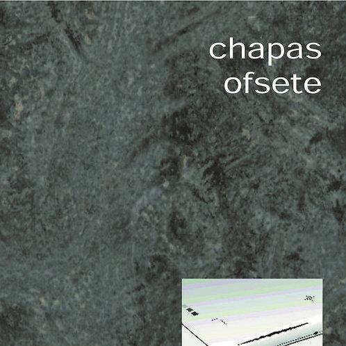 Chapas offset
