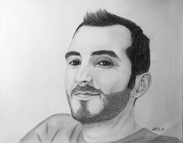 A portrait for my friend