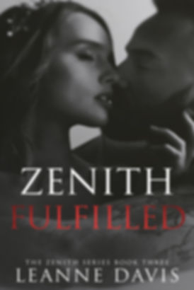 Zenith Fulfilled Book Cover