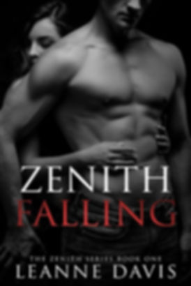 Zenith Falling Book Cover