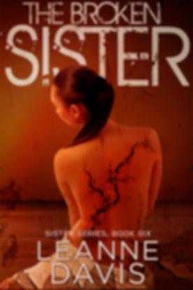 The Broken Sister Book Cover