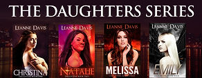The Daughters Series Banner
