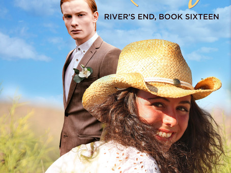 Cover Reveal: River from the City