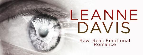 Leanne Davis Website Banner