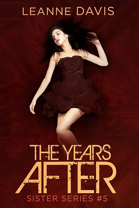 The Years After Book Cover