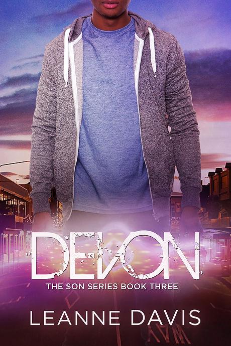 Devon Book Cover