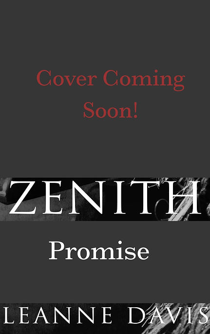Coming Soon!  Book Cover