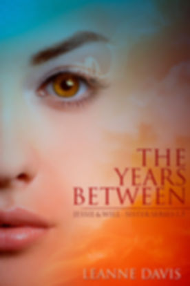 The Years Between Book Cover