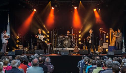 Concert 30 ans de Dremmwel Festival de Cornouaille Quimper