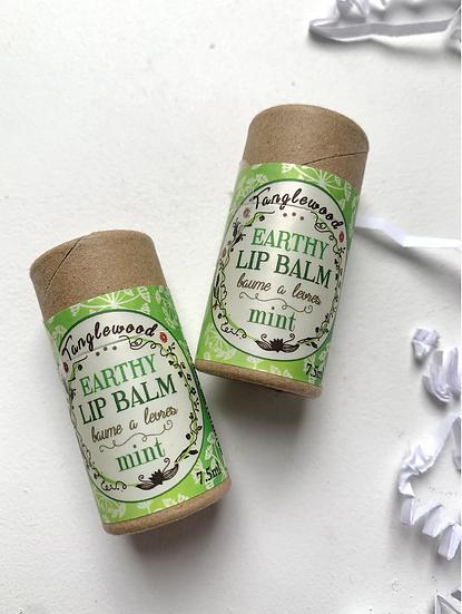 Organic Mint Lip Balm