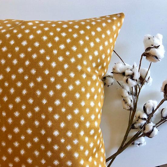 Mustard Accent Pillow